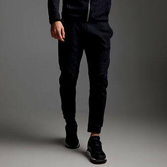 Pants? The flowing jogging-suit